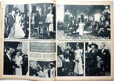 MARIAGE CHANTAL DE FRANCE => COUPURE DE PRESSE Espagnole 4 PAGES 1972/ CLIPPING