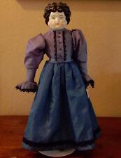 """China Head Doll 4 3/4"""" head 19"""" doll (3/25)"""