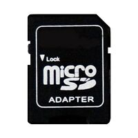 100x Micro SD to SD ADAPTER -1GB 2GB 4GB 8GB 16GB 32GB