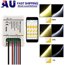 Wireless RGB WiFi LED Strip Controller for IOS Android Smartphone 20a 12v-24v AU