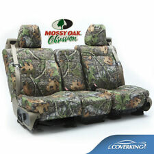Coverking Neosupreme Mossy Oak Obsession Camo Seat Covers for Toyota Tundra