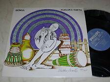 BONGA Kualuka Kuetu *MEGARARE LP MADE IN BRASIL 1982*NEAR MINT*