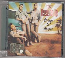 THE BASEBALLS - strings 'n' stripes CD