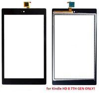 Touch Screen Digitizer for Amazon Kindle Fire 7TH / HD10 / HD 8 7TH /HD 8 6TH OK
