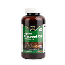 Natural immix Health EVERgreen Superior Flaxeed Oil 1,000mg X 365 capsule