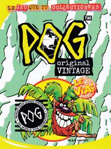 POG Original Vintage - série 1 - Asmodee - 2020-2021 - Au choix
