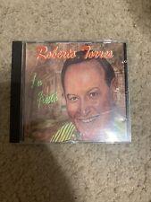 CD ORIGINAL SALSA. ROBERTO TORRES - LA FIESTA. 1996 SAR PRODUCTIONS.