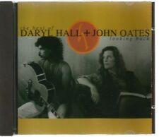 Daryl Hall + John Oates - Looking Back : The Best Of (1991)...CD Used VG+...
