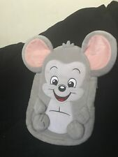 Rare Abc Plush Backpack For Toddles