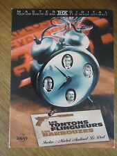COFFRET 3 DVD TONTONS FLINGUEURS LES BARBOUZES + AUDIARD GABIN BLIER VENTURA