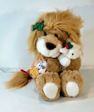 1994 Lion and the Lamb Stuffed Animal