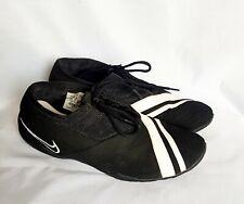 NIKE zoom Air Black&White Running Shoe 7.5 US 314505-001