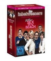 THE INBETWEENERS-UNSERE JUNGFRÄULICHEN JAHRE. DIE KOMPLETTBOX  (3 DVD)  NEU