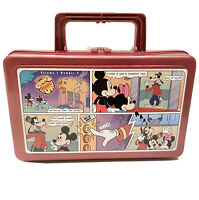 Rare 1990s Walt Disney Whirley Cook'd Up Comics Pencil Lunch Box  Vol. 1, No.5