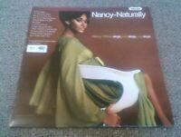 NANCY WILSON - NATURALLY LP EX!!! UK 1ST PRESS CAPITOL STEREO ST 2634