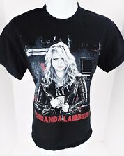 Small Miranda Lambert Black T Tee Shirt Country Music Adult S