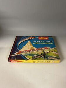 Schuco 6333 Disneyland-Alweg Einschienen-Bahn Alweg-Monorail Walt-Disney