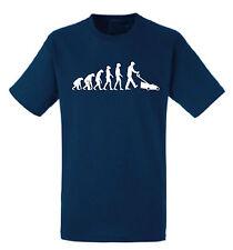Greenkeeper Gärtner T-Shirt | Evolution Gartenarbeit grün Finger T Shirt