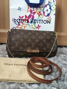 Authentic Louis Vuitton Favorite MM Monogram