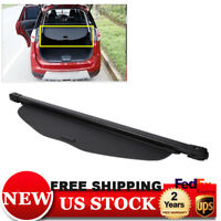 1x Retractable Rear Trunk Cargo Cover Security Shield Fit 14-18 Nissan Rogue SV