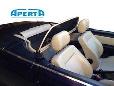 Audi 80 Cabrio Windschott + Tasche  | BEIGE | B4 8G7| 1991-2000 | Windstop | NEU