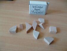(B7) PETIT CASSE TETE EN BOIS KUBI GAMES VOIR PHOTO N° 2 LE COEUR BRISE