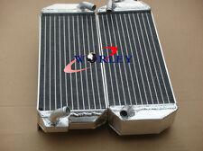 suzuki DRZ400E 2000-2004 Y K1 aluminum radiator 01 02 03 04 2001 2002 2003