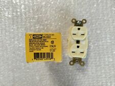 Hubbell HBL5662I Duplex Receptacle Specification Grade