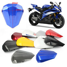 Motorcycle Rear Pillion Seat Cover Cowl ABS Plastic Fit Yamaha YZF R6 2006-2007