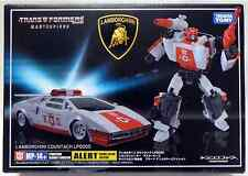 Transformers Masterpiece MP-14+ Red Alert Anime Colour Edition Brand new MISB