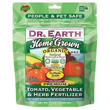 Dr. Earth 73416 Home Grown Tomato Vegetable & Herb Fertilizer, 1 Lb