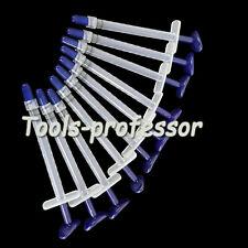 10pcs Dental Endo Irrigation Irrigator Syringe Disposable