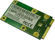 Realtek RTL8187SE Notebook Mini PCIe Wireless card Lite-On WN6302L