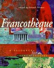 Francothaeque: A Resource for French Studies by Open University (Paperback,...