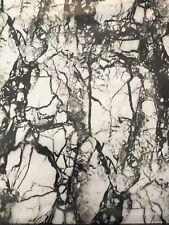Hydrographics Water Transfer Film mármol negro y claro 5m Rollo de 50 Cm De Alto
