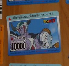 DRAGON BALL Z GT DBZ AMADA PP PART 16 CARDDASS CARD CARTE 680 MADE IN JAPAN **