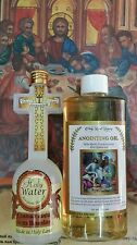 Holy water from Jordan river, Israel ,pure Gallile anointing oil 250 ml