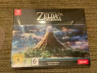The Legend of Zelda Links Awakening Limited Edition Nintendo Switch Region Free