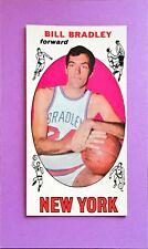 1969 TOPPS Bill Bradley Rc Rookie SET BREAK #43 NM