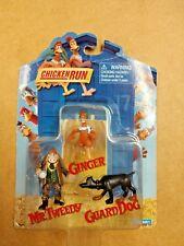 CHICKEN RUN GINGER, MR TWEETY, & GUARD DOG PLAYMATES NIP 2000