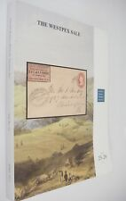 Westpex Stamp Auction Catalog Sale 2013 Schuyler Rumsey #52  Full Color