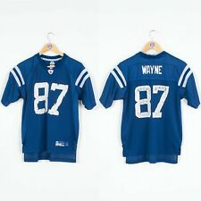 BOYS YOUTHS INDIANAPOLIS COLTS NFL JERSEY AMERICAN FOOTBALL SHIRT 14 - 16 YEARS
