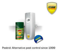 Pestrol Ultra Automatic Unit and Refill for Ants, Flies and Silverfish