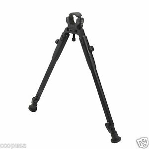 "CCOP USA 15"" Universal Clamp On Bipod Mount Folding Adjustable Tactical BP-39AL"