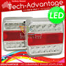 12V TRAILER BOAT SUBMERSIBLE WPROOF LED LIGHTS STOP/INDICATOR/TAIL/LICENSE PLATE