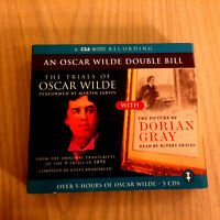 The Trials Of Oscar Wilde / The Picture Of Dorian Gray (5 x CD Audiobook)