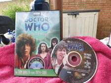 Doctor Who: The Power of Kroll BBC AMERICA - Tom Baker is Dr Who Key to Time VGC