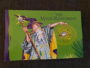 The Magic Rainforest 2002 Stamp Pack Australia Post. Phillatellic Collection