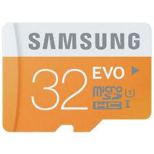 Cartes mémoire Samsung microsdhc pour téléphone mobile et assistant personnel (PDA), 32 Go