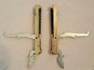 """New 30"""" Thermador Hinge Set 00414511, 414511 (2 Hinges) One Year Warranty"""